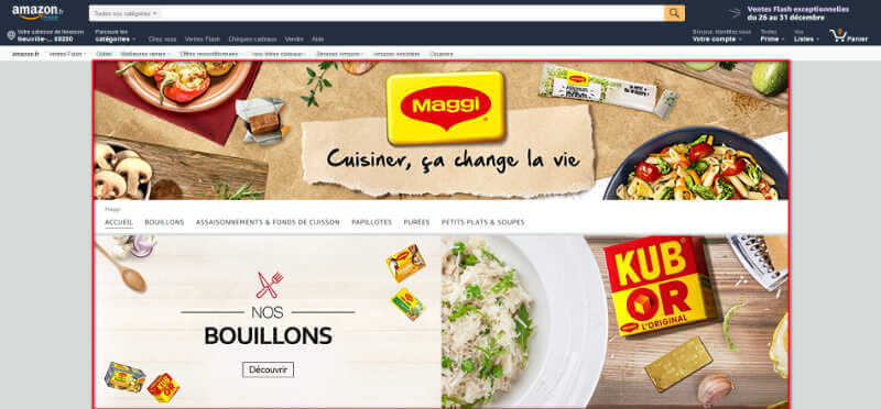 Enregistrer sa marque sur Amazon
